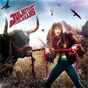 Juliette Lewis CD Cover rare terra incogneta signed autograph special