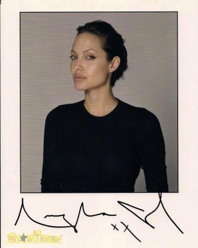 Preprints Angelina Jolie
