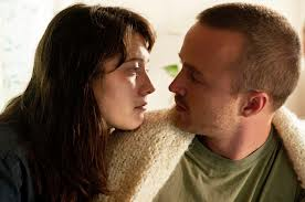 smashed photo mary elisabeth winstead aaron paul rare promo press still