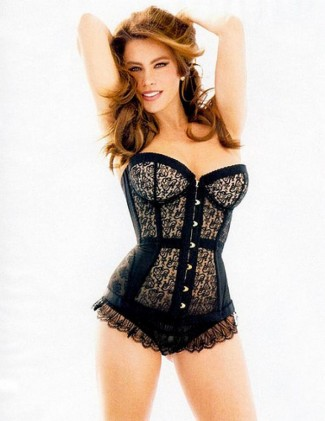 hot sexy Sofia Vergara photo shoot red carpet photo hot rare