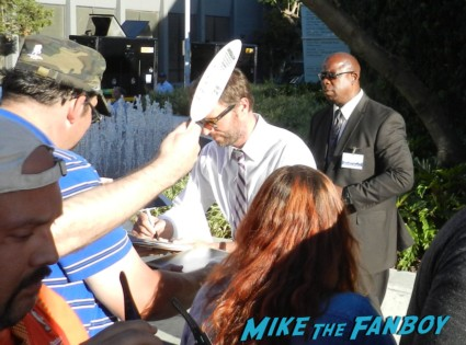 scott foley signing autographs for fans at the conjuring premiere lili taylor signing autographs vera farmi 026