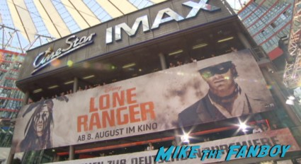 the lone ranger germany movie premiere
