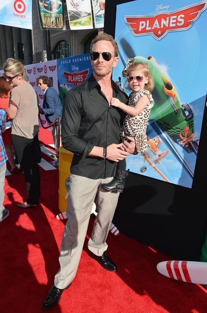 """anthony edwards at the World Premiere Of """"Disney's Planes"""" - Red Carpet"""