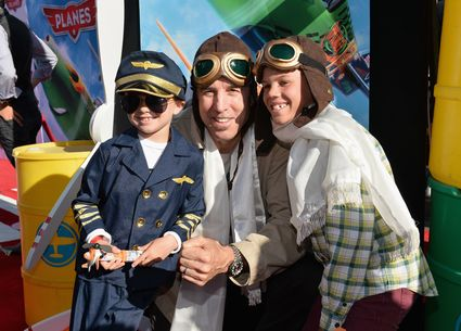 """kevin nealon at the World Premiere Of """"Disney's Planes"""" - Red Carpet"""