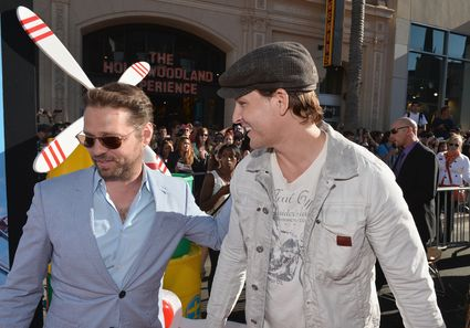 """peter facinelli at the World Premiere Of """"Disney's Planes"""" - Red Carpet"""