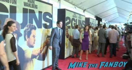 James Marsden at the 2 guns new york movie premiere marky mark walhberg red carpet denzel washington (1)
