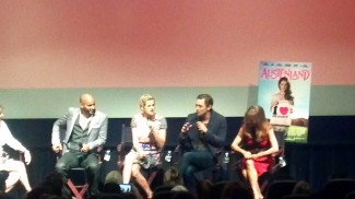 austenland cast q and a the wrap screening series