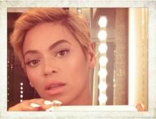 Beyonce_short hair beyonce_wind machine