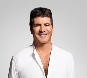 Simon cowell headshot rare promo frat boy