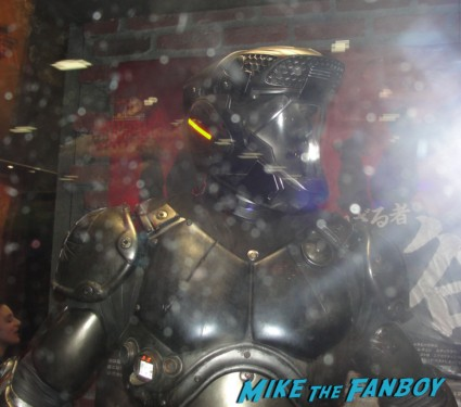 Pacific Rim props and costumes sdcc san diego comic con