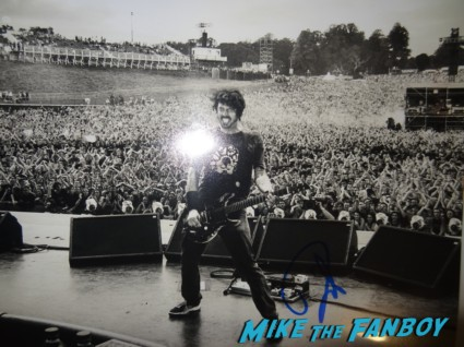 Dave Grohl signed autograph photo rare rock star legend promo
