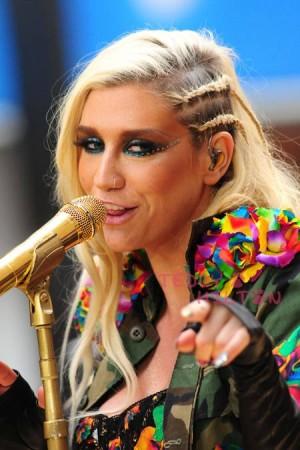 Kesha rare live in concert rare promo photo drake headshot on the red carpet rare promo