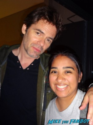 billy burke from revolution NBC Digital party at SDCC 2013 rare