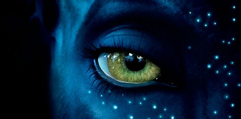 Avatar movie poster logo rare