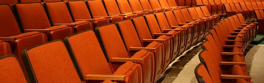 Box Office seats theater