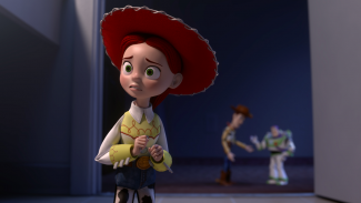 Toy Story of Terror production still photo rare