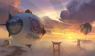 planes fire and rescue production still photo rare