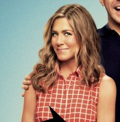 Jennifer Aniston in we are the millers stripper comedy