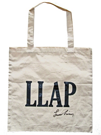 leonard nimoy hand signed autograph bag llap photography