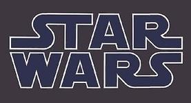 Star Wars logo original font