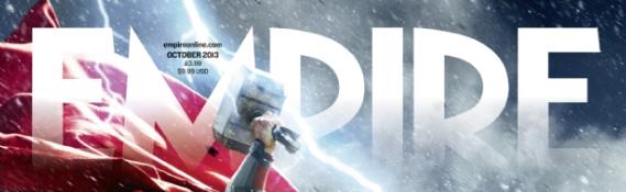 Thor: The Dark World empire magazine limited edition cover rare