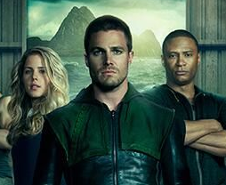 Arrow season 2 rare promo poster stephen amell rare key art