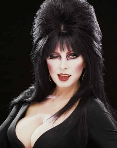 elvira mistress of the dark rare promo headshot promo