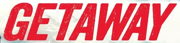Getaway movie poster key art rare ethan hawke selena gomez rare