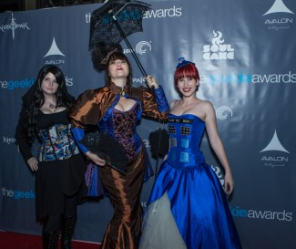 The Geekie Awards - Photo By BNatural Photography - Cosplayer 01