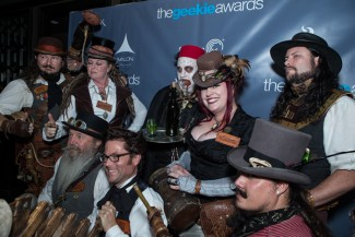 The Geekie Awards - Photo by BNatural Photography - Leage of STEAM - GA 1