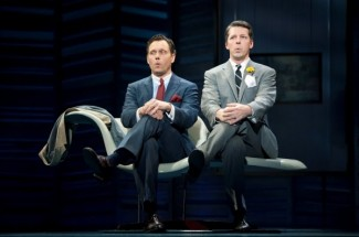Tony Goldwyn Broadway promises promises broadway play rare matthew brodrick