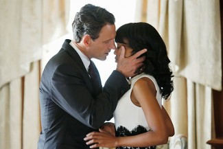 Tony Goldwyn Scandal rare promo press still hot