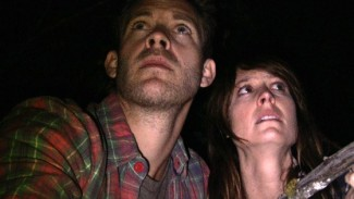 bryce johnson hot sexy willow creek star promo press still rare bigfoot movie