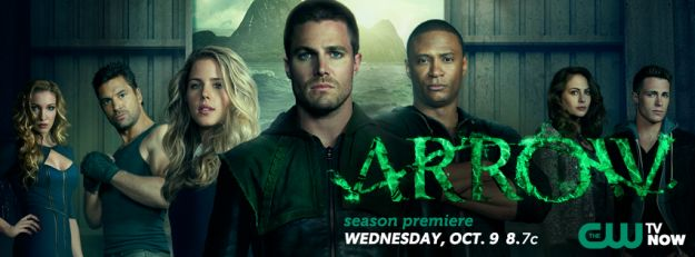 arrow_banner_arrow season 2 promo banner stephen amell rare hot sexy star Arrow season 2 rare promo poster stephen amell rare key art