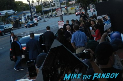 harrison ford arriving at harrison ford disses fans at paranoia premiere 014