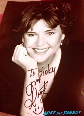 kristy mcnichol signed autograph headshot rare promo empty nest rare the pirate movie