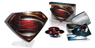 man-of-steel-dvd-release-date-collectors-edition s shaped limited edition packaging