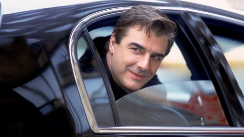 Chris Noth Mr. Big rare promo sex and the city