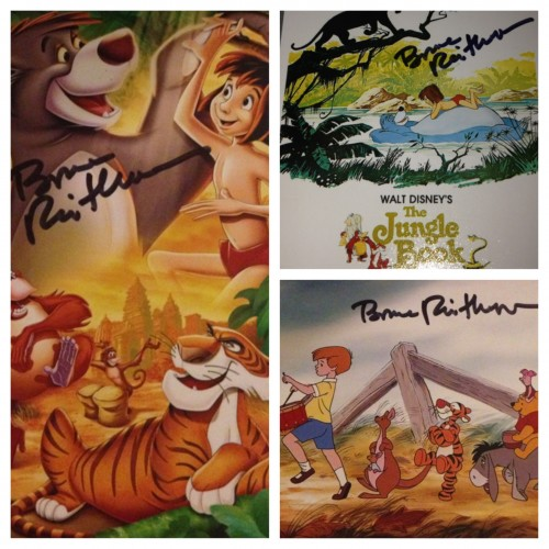 Bruce Reitherman Mowgli