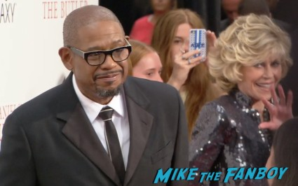 Forest Whitaker and Jane Fonda on the red carpet at the butler movie premiere ny red carpet jane fonda oprah winfrey mariah carey (4)