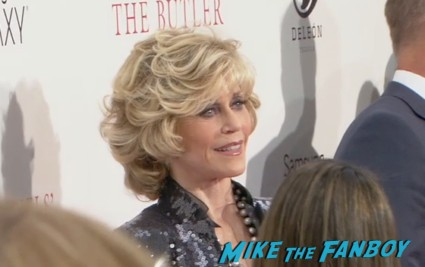 Jane Fonda on the red carpet at the butler movie premiere ny red carpet jane fonda oprah winfrey mariah carey (4)