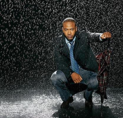 COLUMBUS SHORT scandal wet season 3 promo photo hot rare