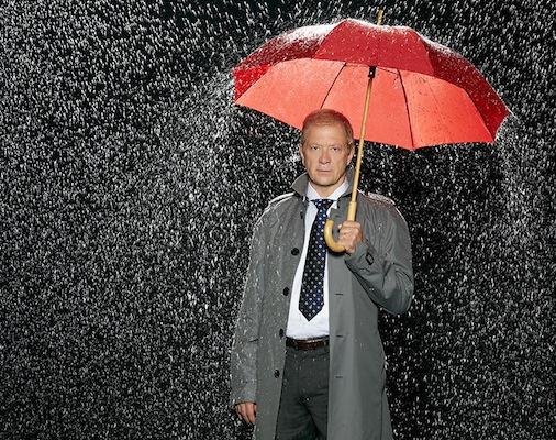 JEFF PERRY wet scanda season 3 promo photo shoot cyrus beene