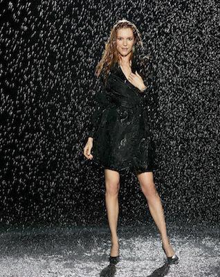 DARBY STANCHFIELD abc scandal season 3 rare promo wet rain photo shoot hot