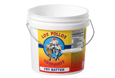 los pollos hermanos chicken bucket rare fry batter