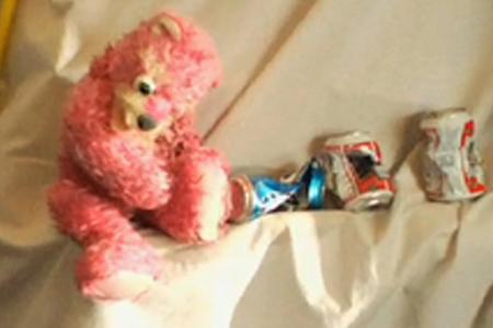 breaking bad pink bear rare