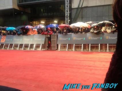 The bafta awards 2013 rare red carpet