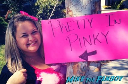 pretty in pinky bridal shower pinky loveljoy