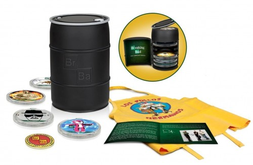 Breaking Bad The Complete series dvd complete series set rare bryan cranston aaron paul