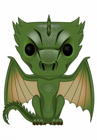 dragon Rhaegal  limited edition pop vinyl amazon figure